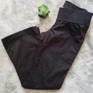 Juicy Couture black pull on pants. Size 25